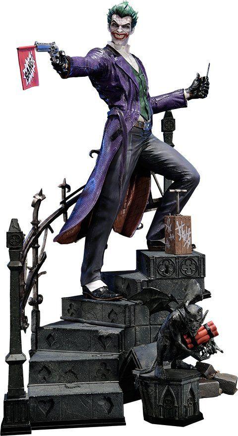 Estátua Coringa (The Joker): Batman Arkham Origins - Prime 1 Studio (Apenas Venda Online)