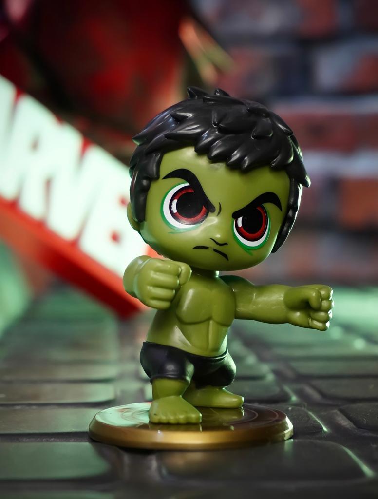 Estátua Cosbaby Hulk: Vingadores Ultimato Avengers Endgame - Marvel