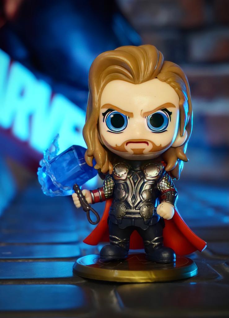Estátua Cosbaby Thor: Vingadores Ultimato Avengers Endgame - Marvel