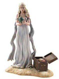 Estátua Daenerys Targaryen: Game of Thrones - Dark Horse