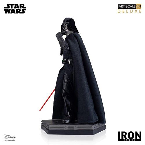 Estátua Darth Vader: Star Wars (Deluxe Art Scale) (Escala 1/10) - Iron Studios