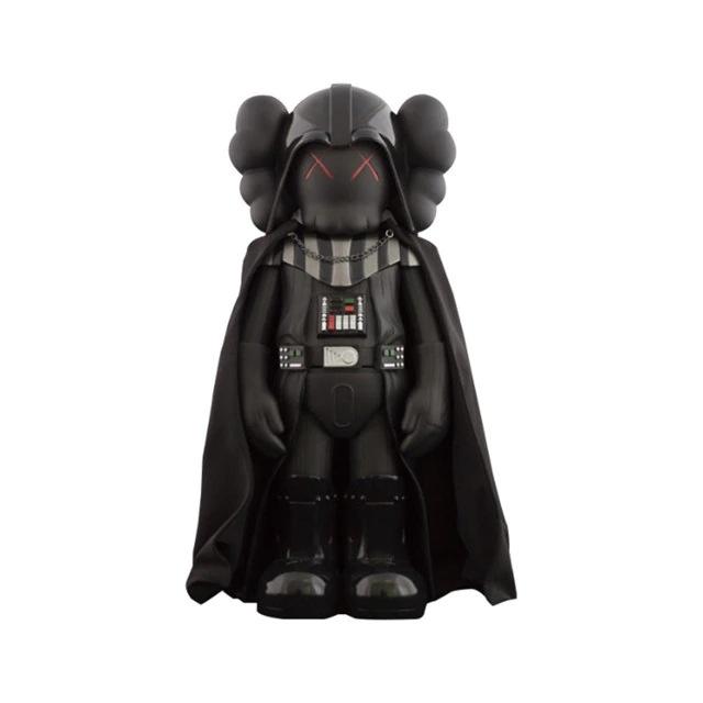 Estátua Darth Vader: Star Wars Guerra Nas Estrelas X Kaws Louis Vuitton Edition 50 cm Disney - MKP