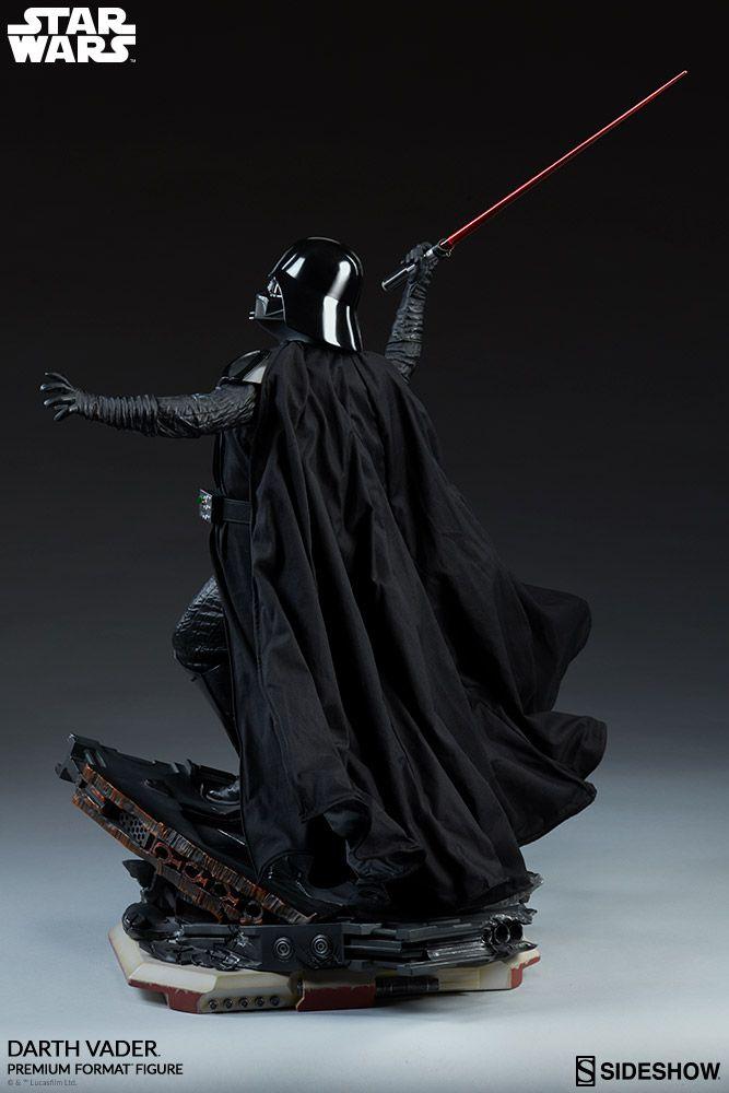 Estátua Darth Vader: Rogue One Uma História Star Wars (A Star Wars Story) Premium Format - Sideshow