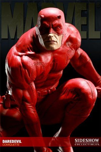 Estátua Demolidor (Daredevil): Marvel Comics (Comiquette) - Sideshow