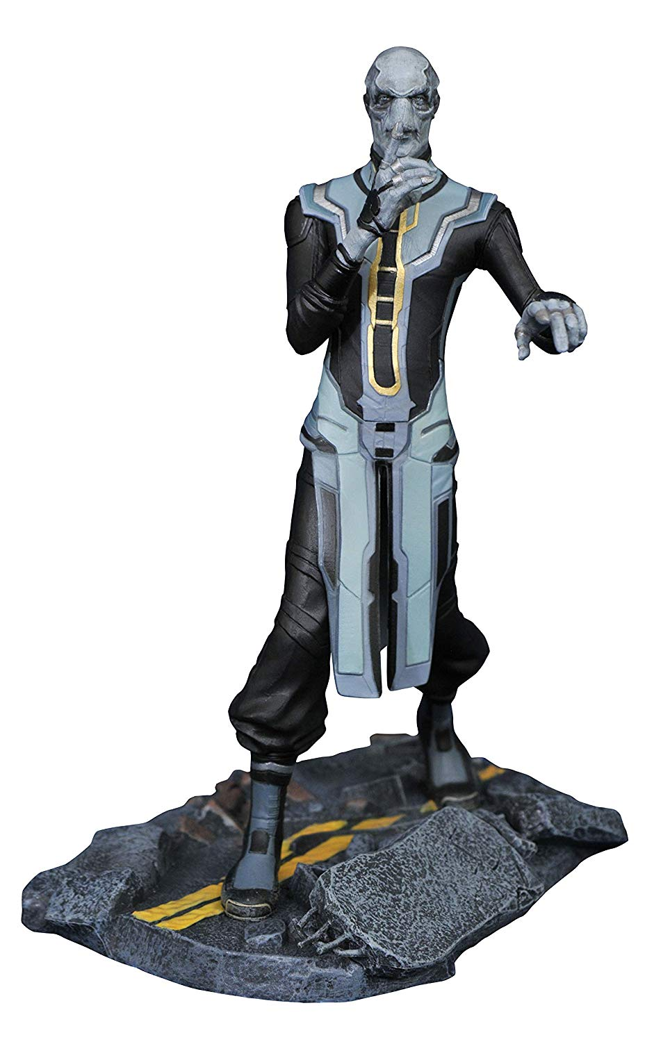 Estátua Ebony Maw: Avengers Guerra Infinita (Infinity War) Marvel Comics Gallery - Diamond Select