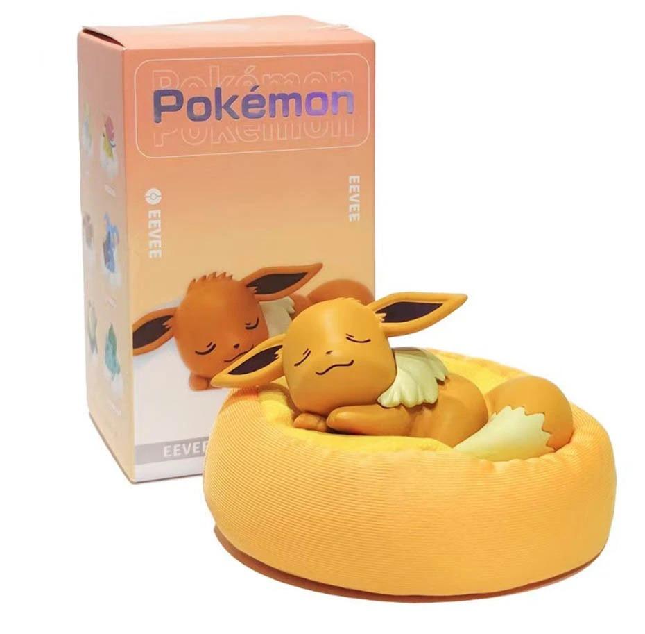 Estátua Eevee Pokémon Série dos Sonhos Series Dream 7 cm - EVALI