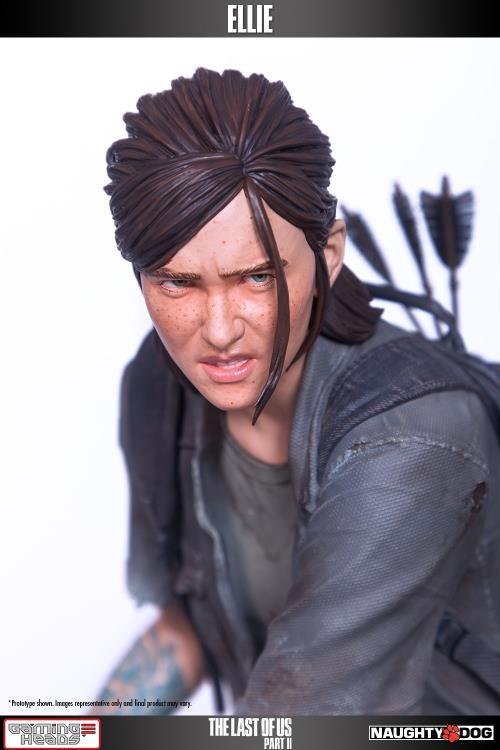 Pré Venda: Estátua Ellie: The Last of Us Part II Escala 1/4 - Gaming Heads