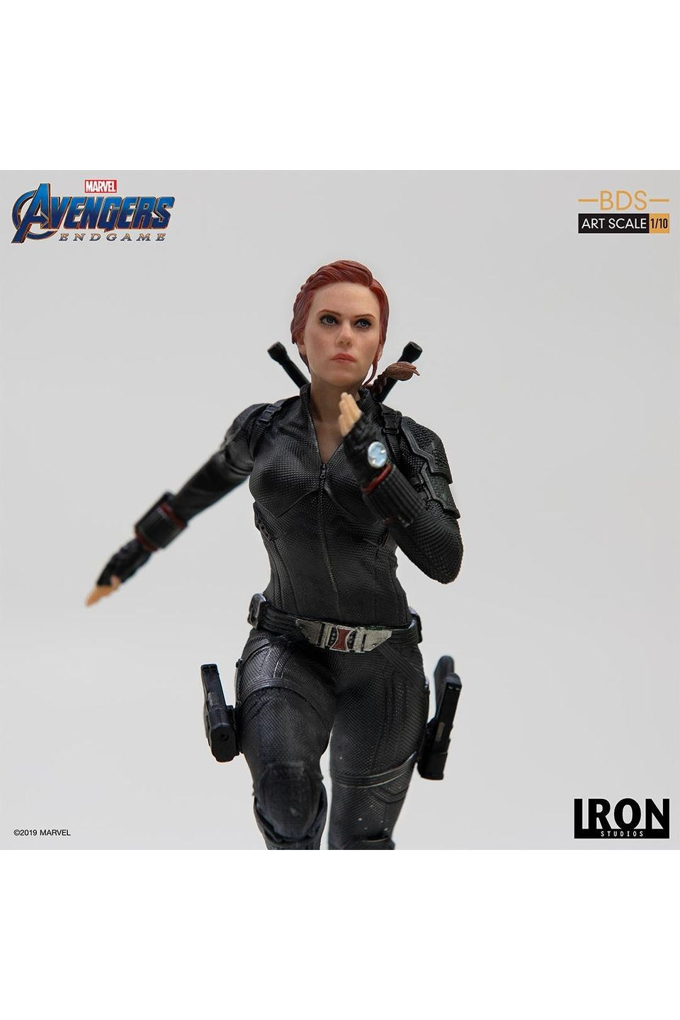Estátua Estátua Black Widow - Avengers:Endgame Bds Art Scale Escala 1/10 - Iron Studios
