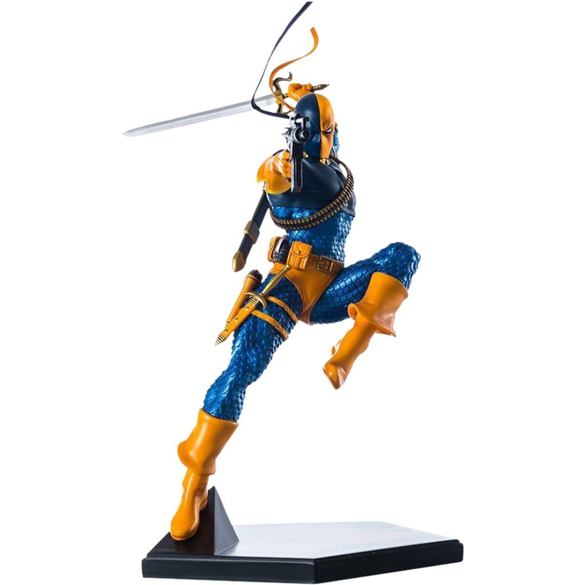 Estátua Exterminador (Deathstroke) Escala 1/10 - Iron Studios