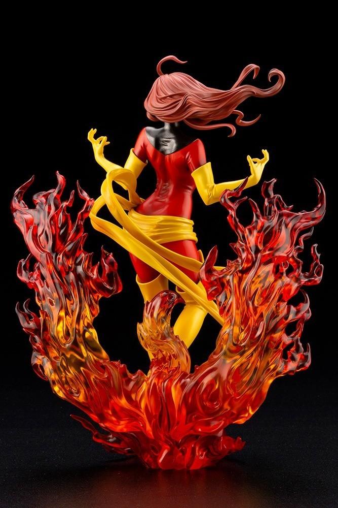 """Estátua Fenix Negra """"Dark Phoenix"""": Marvel ArtFX - Kotobukiya"""