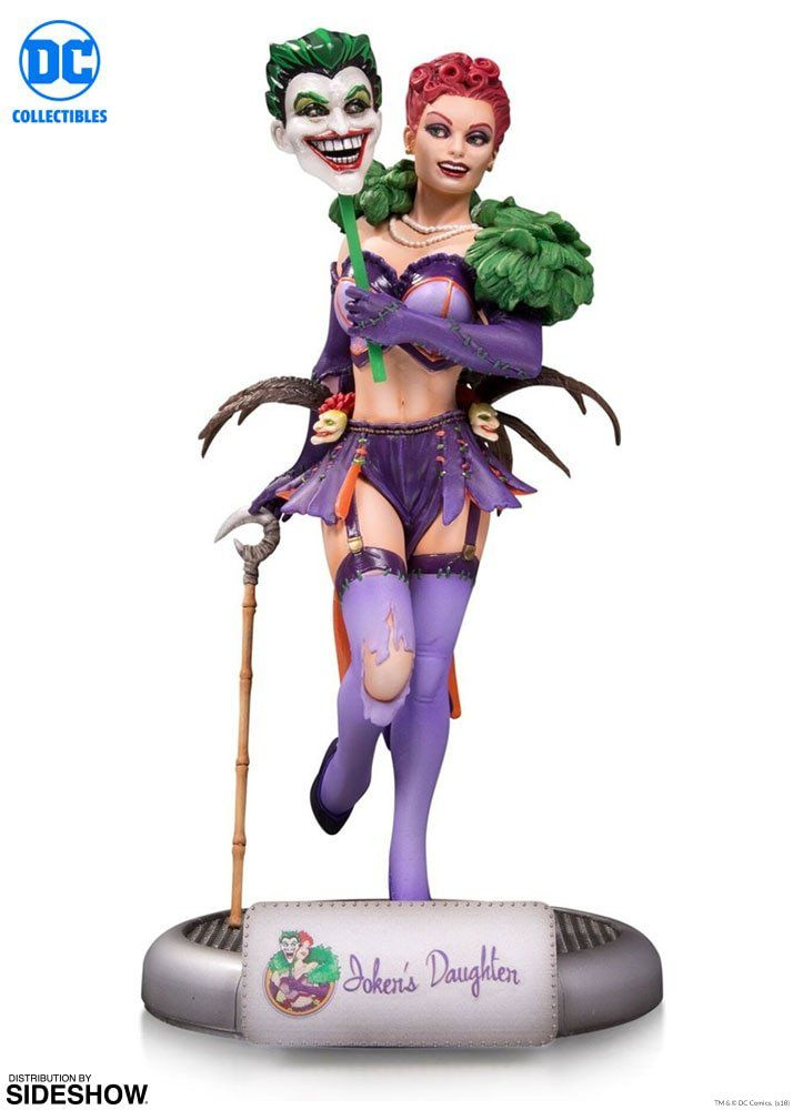 Estátua Filha do Coringa (Joker´s Daughter): Bombshells (DC Comics) - DC Collectibles - CD