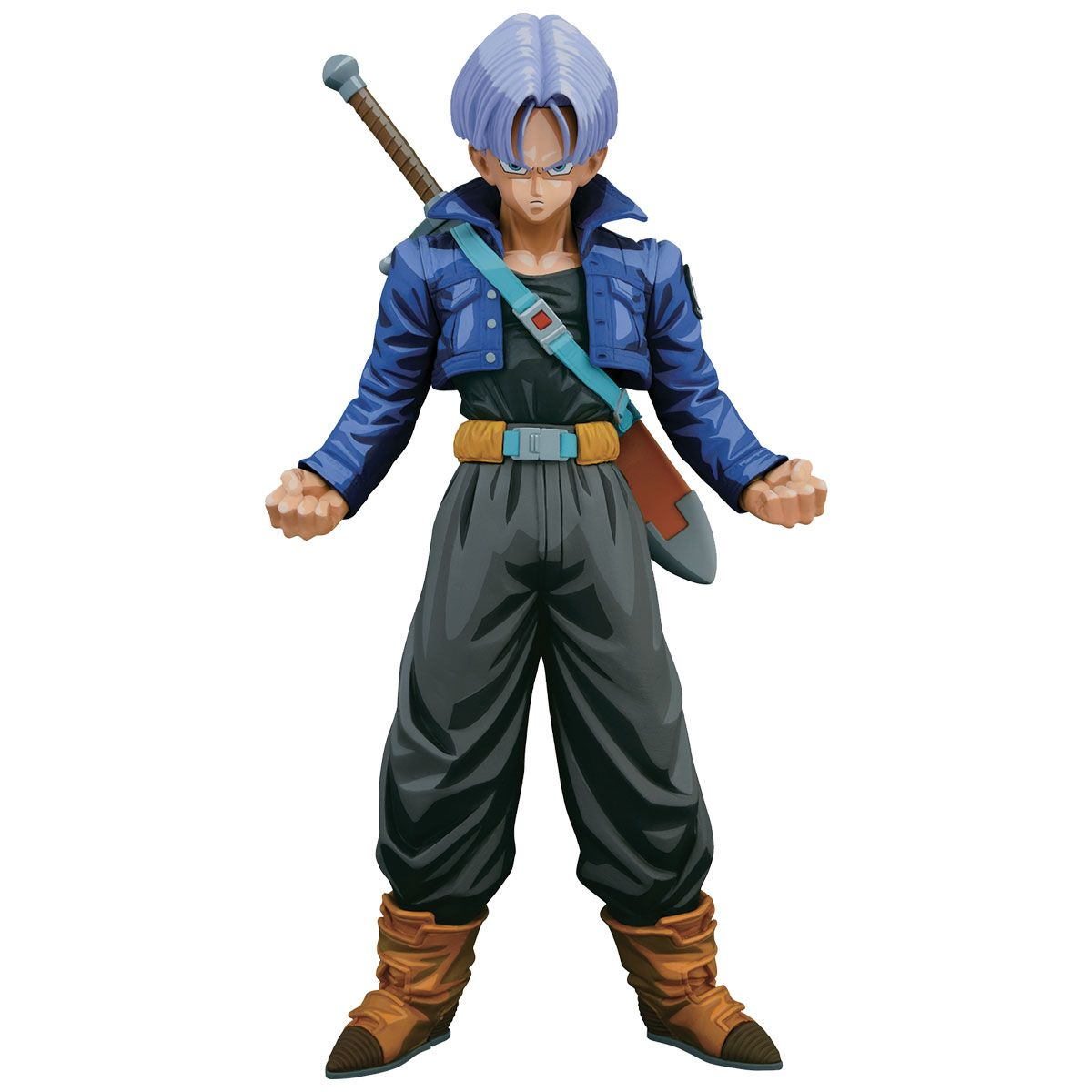 Estátua Future Trunks (Mangá Dimension): Dragon Ball Z - Banpresto - CG