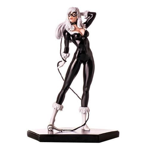Estátua Gata Negra (Black Cat): Marvel Comics Series 3 Art Scale Escala 1/10 - Iron Studios
