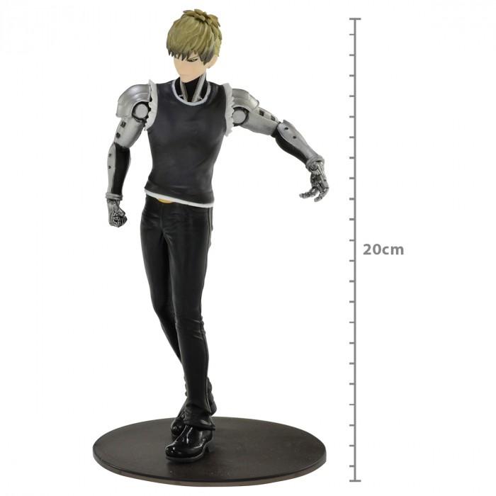 Estátua: Genos - Premiuim Figure DXF (One Punch Man) - Banpresto