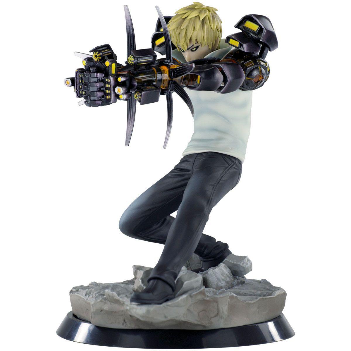 Estátua Genos (Xtra): One Punch Man - Tsume Arts