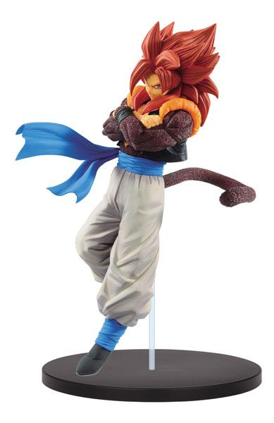 Estátua Gogeta Super Saiyajin 4: Dragon Ball GT - Banpresto