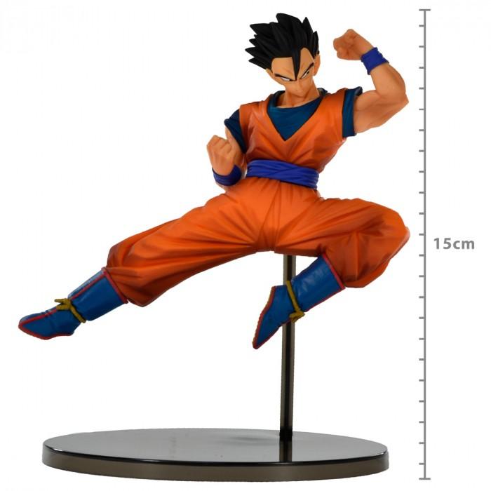 Estátua: Gohan Mistico - Chosenshiretsuden (Dragon Ball Super) - Banpresto