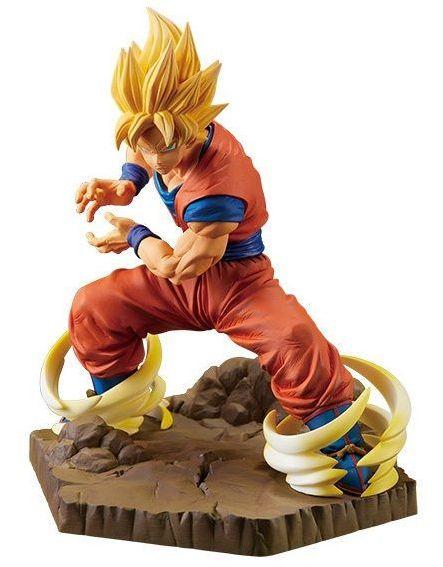 Estátua Goku (Absolute Perfection): Dragon Ball Z - Banpresto