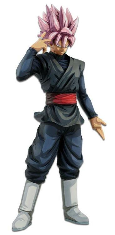 Action Figure Goku Black Rose (Manga Dimensions): Dragon Ball Super (Grandista) Boneco Colecionável - Banpresto