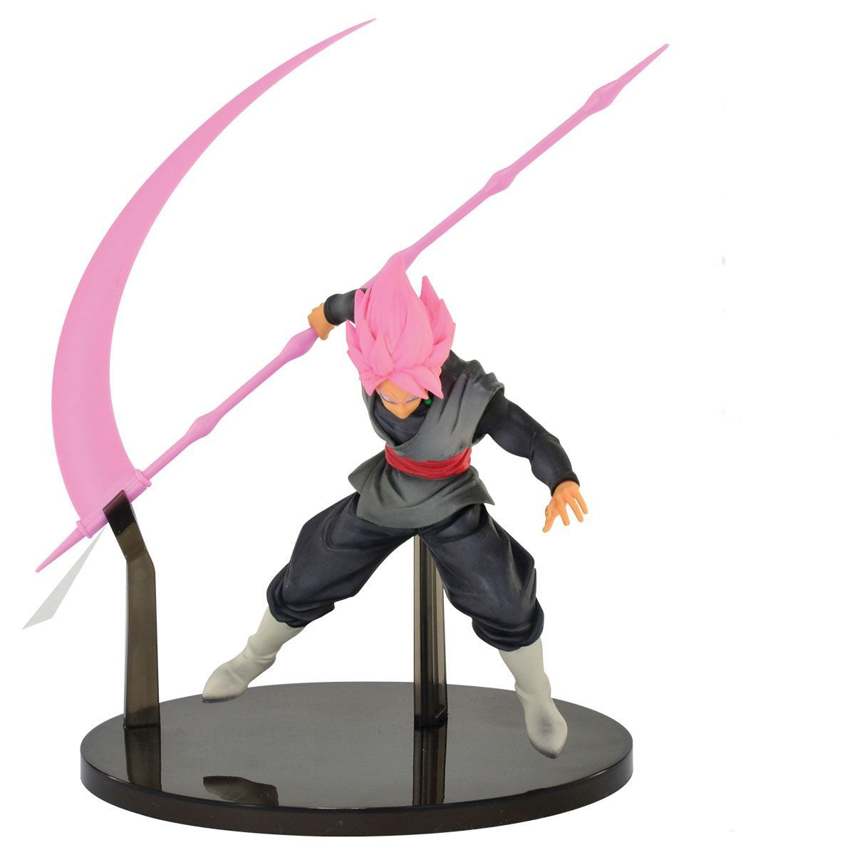 Estátua Goku Black Super Saiyajin Rose: Dragon Ball Z Colosseum2 Vol.9 BWFC Anime Mangá  - Banpresto Bandai