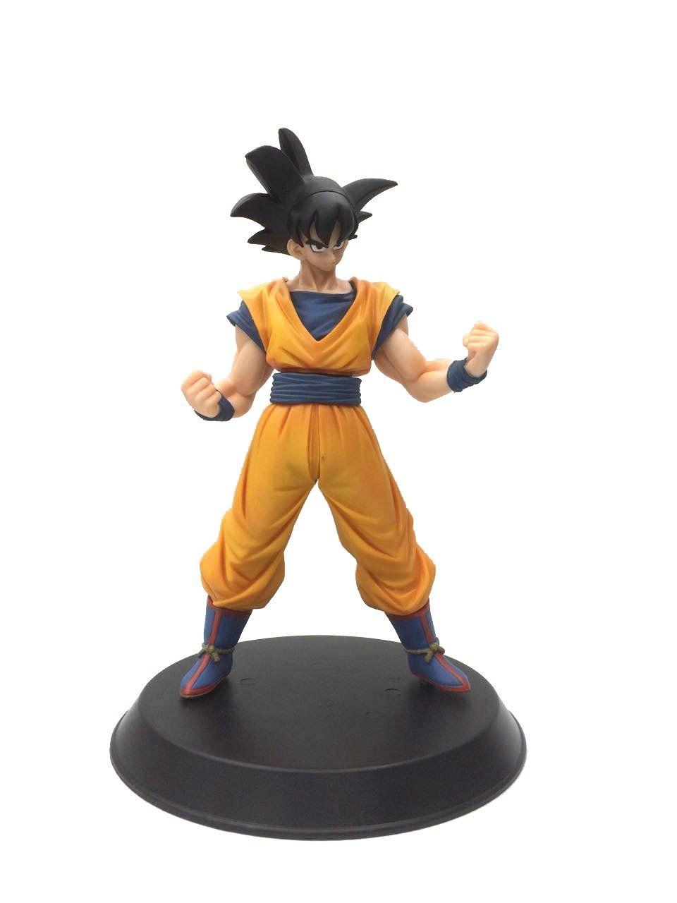 Estátua Goku: Dragon Ball Z - Banpresto