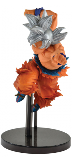 Estátua Goku Instinto Superior Special (World Figure Colosseum): Dragon Ball Super - Banpresto