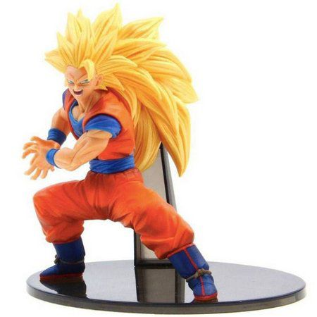 Estátua Goku Super Saiyajin 3: Dragon Ball Z - Banpresto