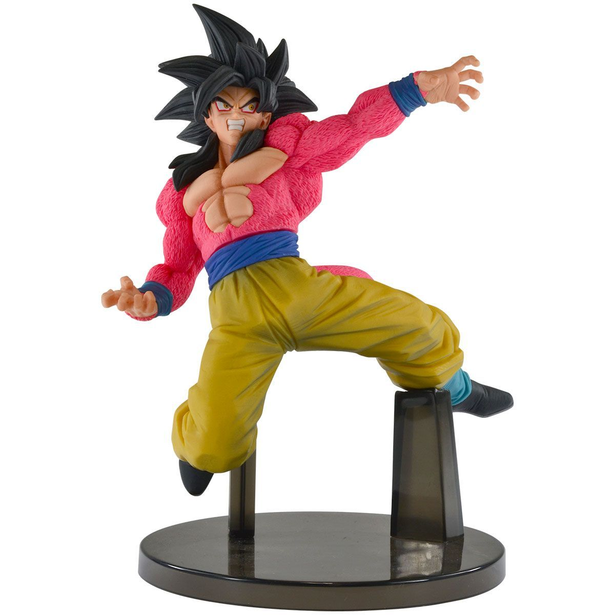 Estátua Goku Super Saiyajin 4: Dragon Ball GT - Banpresto