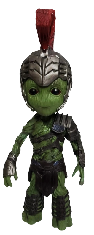 Estátua Groot (Hulk Gladiador): Guardiões da Galáxia Vol. 2 (Guardians of the Galaxy Vol. 2) - Marvel (Apenas Venda Online)