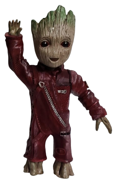 Estátua Groot (Ravager): Guardiões da Galáxia Vol. 2 (Guardians of the Galaxy Vol. 2) - Marvel (Apenas Venda Online)
