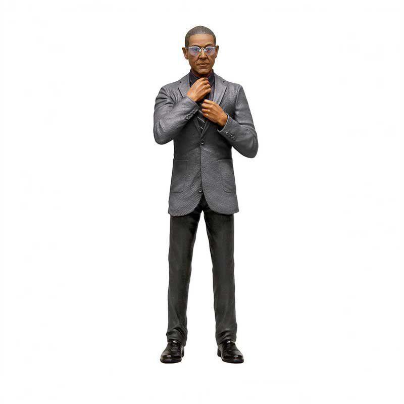 Action Figure Gus Fring: Breaking Bad Escala (Escala 1/12) - Mezco