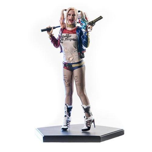 Estátua Harley Quinn: Esquadrão Suicida Art Scale Escala 1/10 - Iron Studios