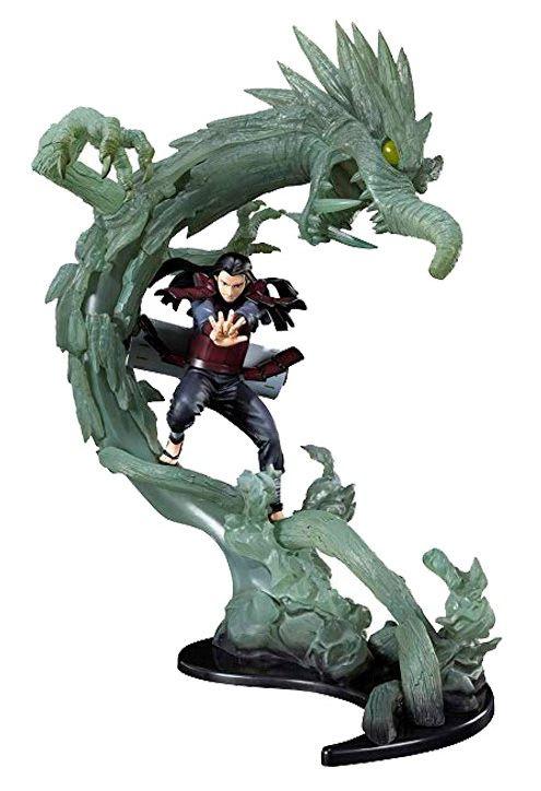 Estátua Hashirama Senju Mokuryu (Kizuna Relation): Naruto Shippuden (FiguartsZERO) - Bandai