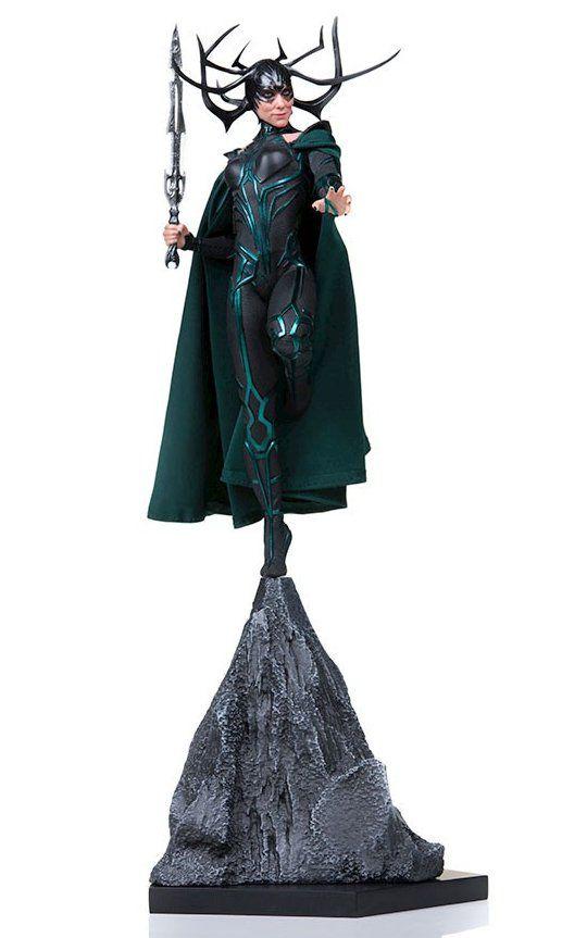 Estátua Hela: Thor Ragnarok Art Scale Escala 1/10 - Iron Studios