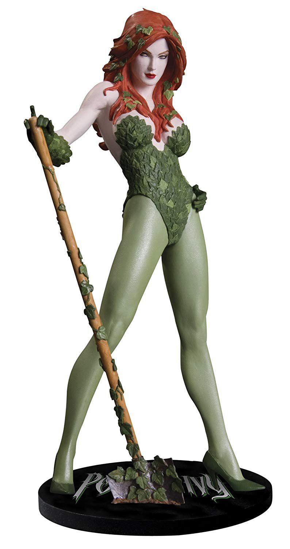 Estátua Hera Venenosa (Poison Ivy): Cover Girls DC Comics - DC Direct - CG