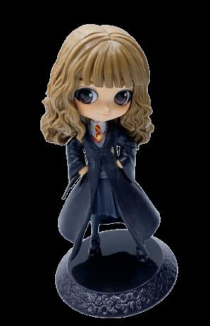 Estátua Hermione Granger (Uniforme de Hogwarts) QPosket : Harry Potter