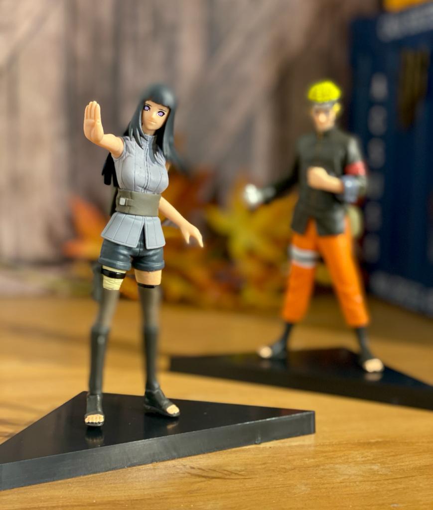 Estátua Hinata Hyuga: Naruto The Last