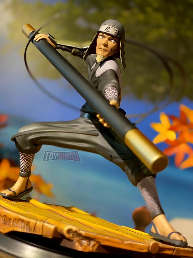 Estátua: Hirezen Sarutobi - Xtra Figures (Naruto Shippuden) - Banpresto