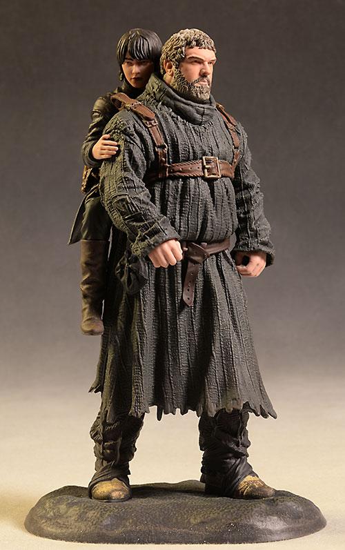 Estátua Hodor e Bran: Game of Thrones - Dark Horse