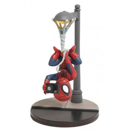 Estátua Homem-Aranha (Spider-Man): Marvel Comics (Q-Fig) - Quantum Mechanix