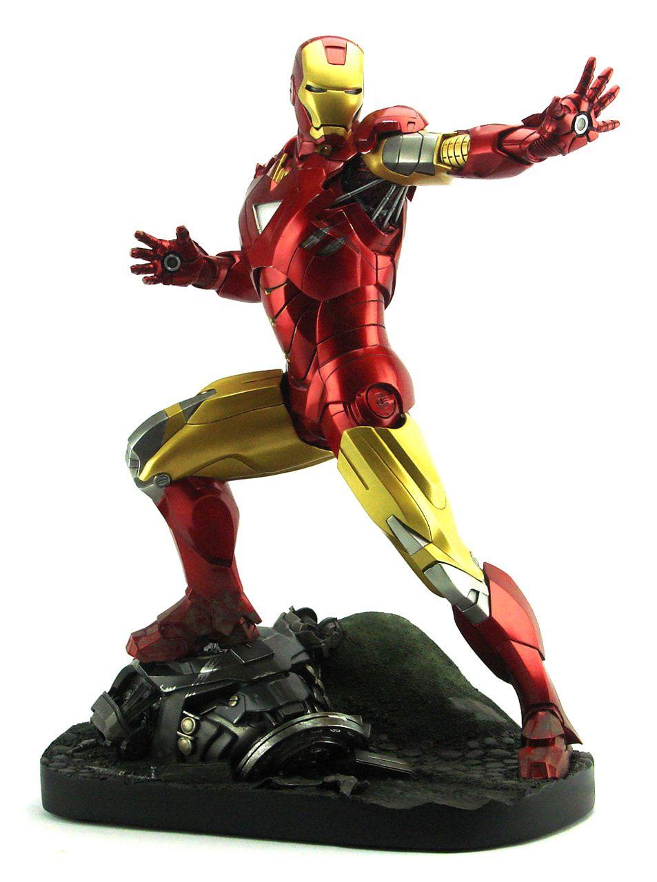 Estátua Homem de Ferro (Iron Man Mark VI) Maquette: Homem de Ferro 2 (Iron Man 2) - Sideshow Collectibles