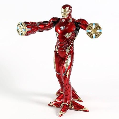 Estátua Homem de Ferro Mark 50 (Iron Man Mark 50): Vingadores Guerra Infinita  Escala 1/6  - Crazy Toys