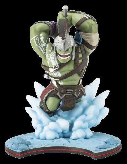 Estátua Hulk Gladiador: Thor Ragnarok (Q-Fig Max) - Quantum Mechanix