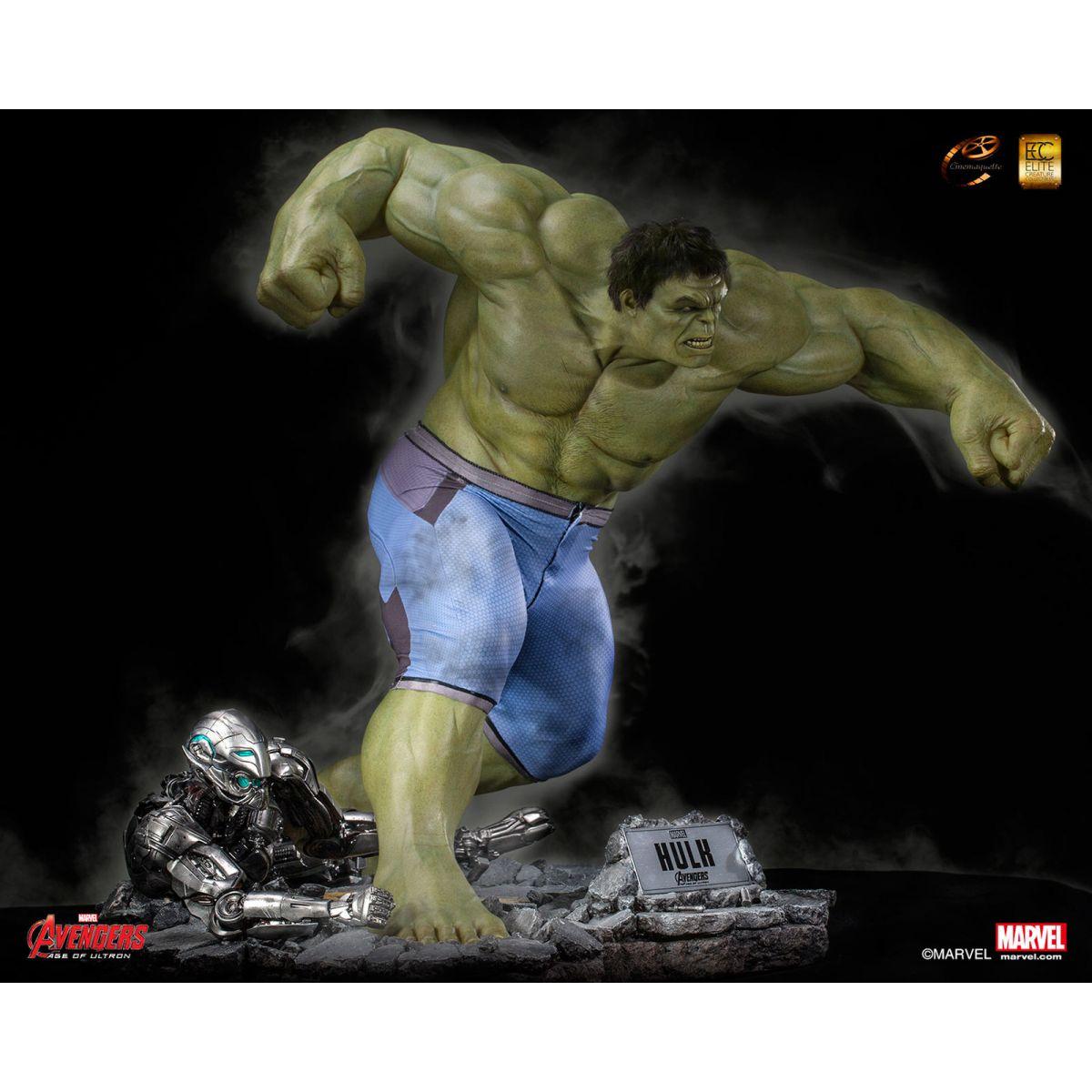 Estátua Hulk: Vingadores: Era de Ultron Escala 1/3 - Cinemaquette - CD