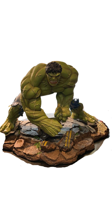 "Estátua Hulk: Vingadores ""The Avengers"" Marvel Escala 1/3"