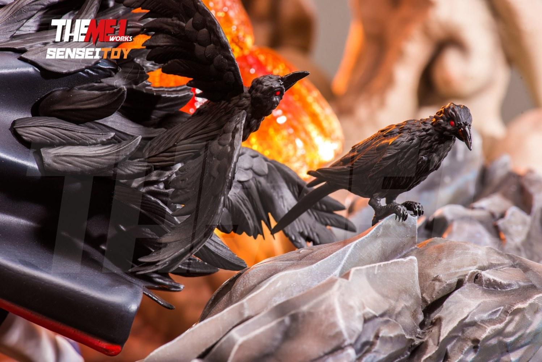 PRÉ VENDA: Estátua Itachi e Susanno Perfeito: Naruto Shippuden - Theme Works 1