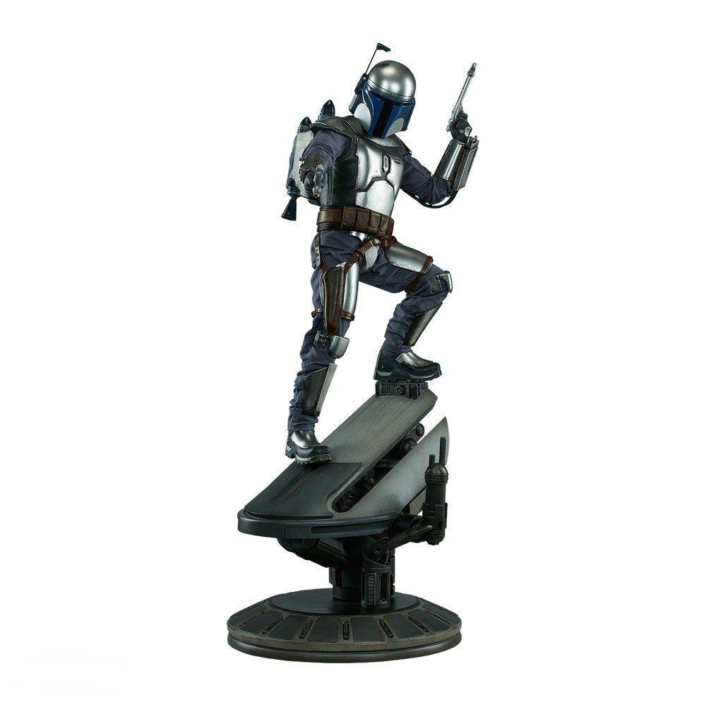 Estátua Jango Fett: Star Wars (Premium Format) - Sideshow - CD