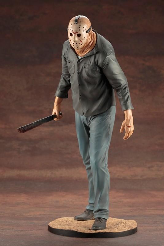 Estátua Jason Voorhees: Sexta Feira 13 (Parte 3) (Friday The 13th Part 3) (Escala 1/6) - Kotobukiya