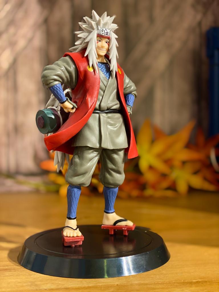 Estátua Jiraya: Naruto Shippuden