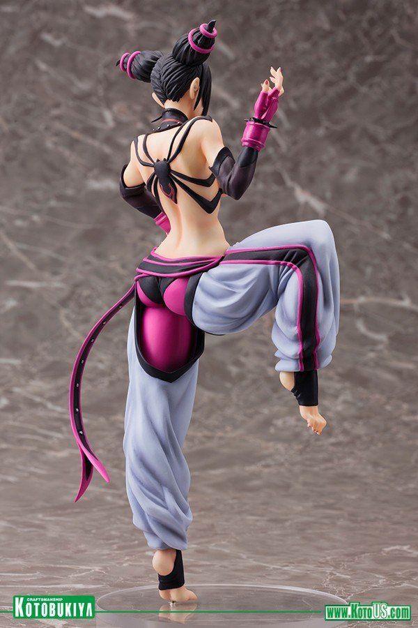 Estátua Juri Bishoujo: Street Fighter - Kotobukiya - CD